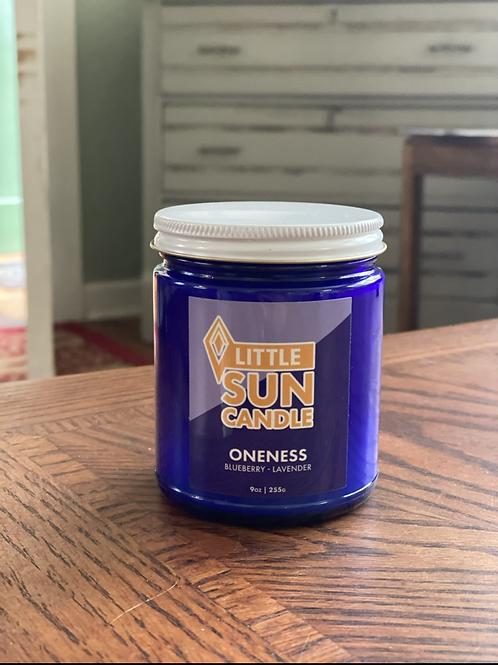 ONENESS 9oz Little Sun Candle