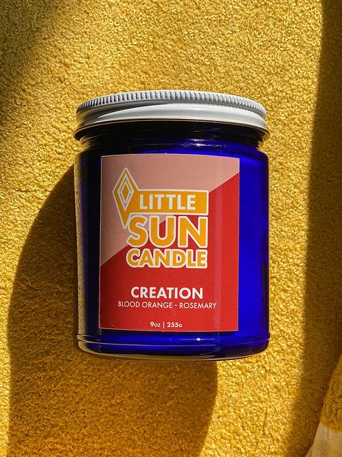 CREATION 9oz Little Sun Candle