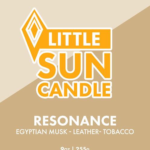 RESONANCE 9oz Little Sun Candle