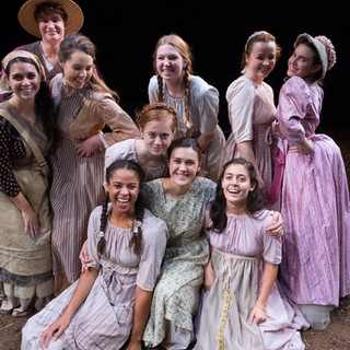 The Cast of Sisters on the Ground