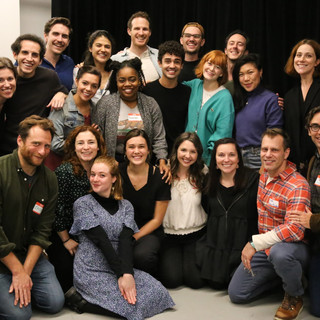 Students and Faculty of the Fiasco Theater Company Conservatory Program