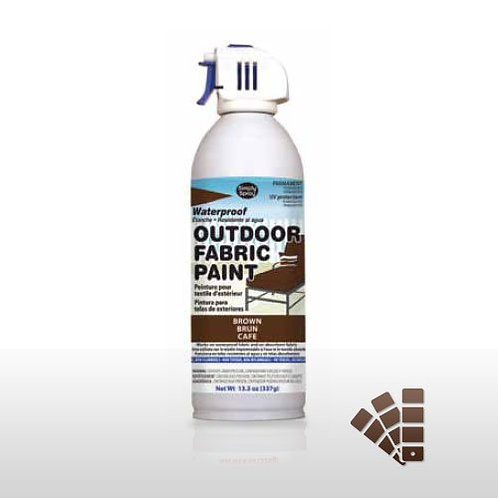 Simply Spray Outdoor Paint - Brown