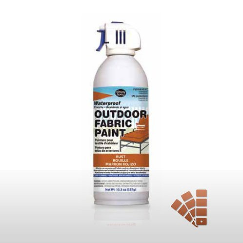 Simply Spray Outdoor Paint - Rust