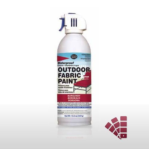 Simply Spray Outdoor Paint - Burgandy