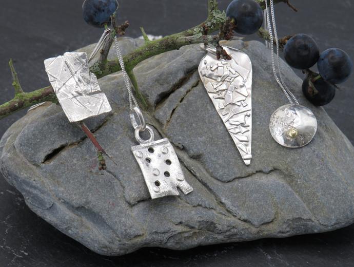 Selection of small pendants