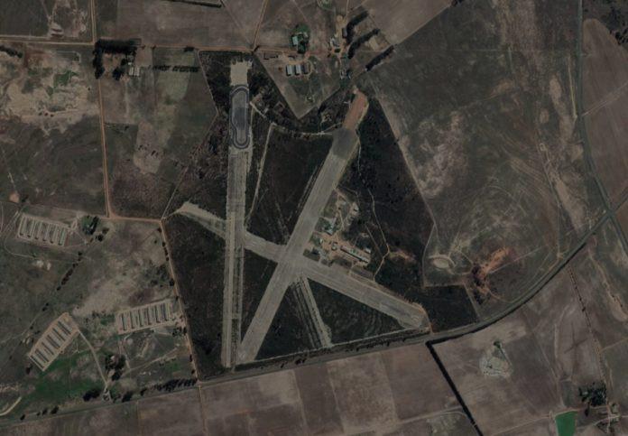 Aeroporto Fisantekraal – Imagem: Google Maps