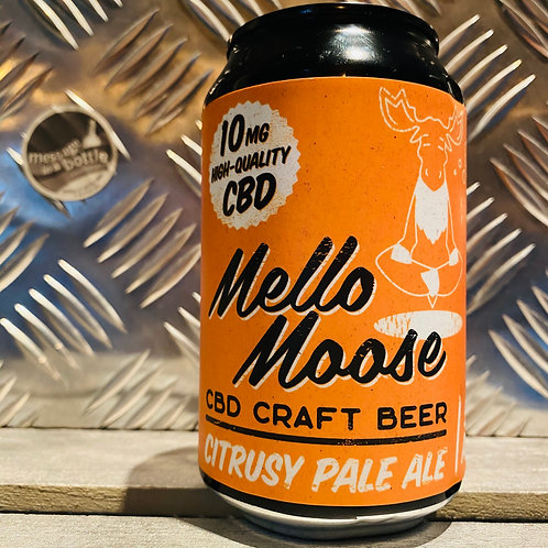 Glen Affric 🇬🇧 Mello Moose : CBD Infused Citrusy Pale Ale