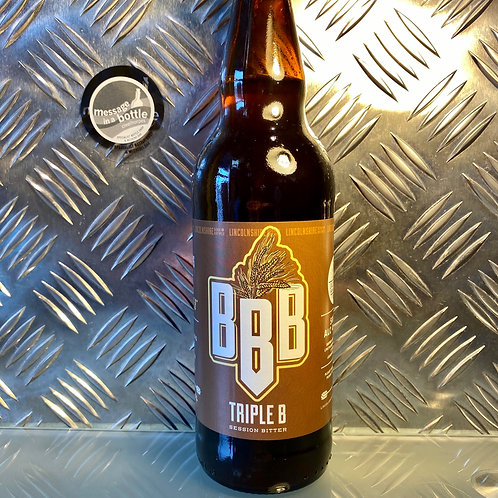Lincolnshire Brewing Co - BBB / triple b : lincolnshire best bitter