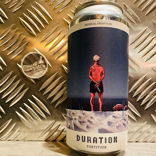 Duration 🇬🇧 FORTITUDE : Imperial Stout