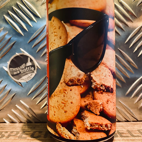 Docks Beers X Vocation - risky biscuitness : malty biscuit brown ale