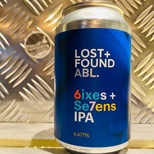 Lost + Found @ Garden Brewery 🇭🇷 6IXES + SE7ENS IPA