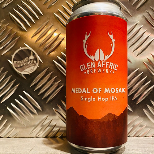 Glen AFFRIC 🇬🇧 MEDAL OF MOSAIC : Single Hop IPA