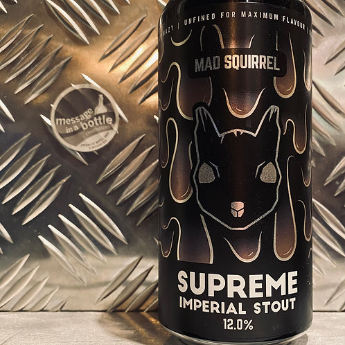 Mad Squirrel 🇬🇧 SUPREME : Imperial Stout