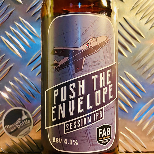 Ferry Ales Brewery (Lincolnshire) - push the envelope : session ipa