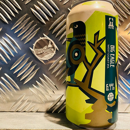 Brew York 🇬🇧 BIG EAGLE 🦅 West Coast IPA