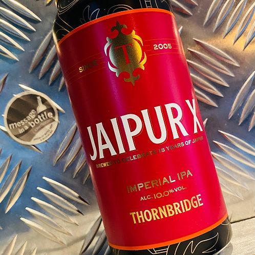 Thornbridge 🇬🇧 JAIPUR X Imperial IPA / 15th Anniversary