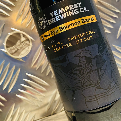 Tempest 🇬🇧 Red Eye Bourbon Barrel : B.A. IMPERIAL COFFEE STOUT ☕️