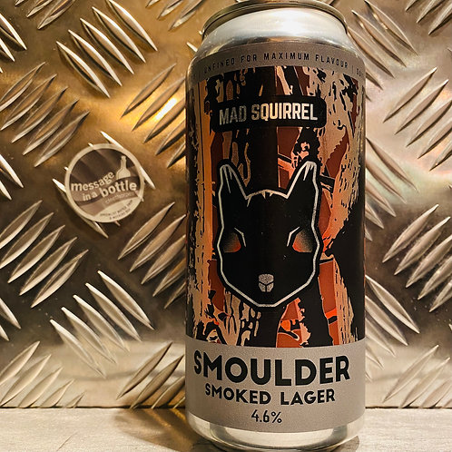 Mad Squirrel 🇬🇧 SMOULDER : Smoked Lager