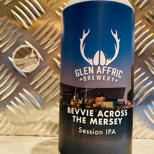 Glen Affric 🇬🇧 BEVVIE ACROSS THE MERSEY : session ipa