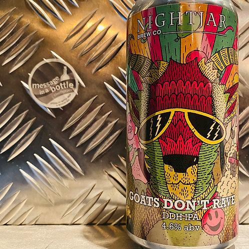 NIGHTJAR Brew Co. 🇬🇧 GOATS DON'T RAVE : DDH IPA