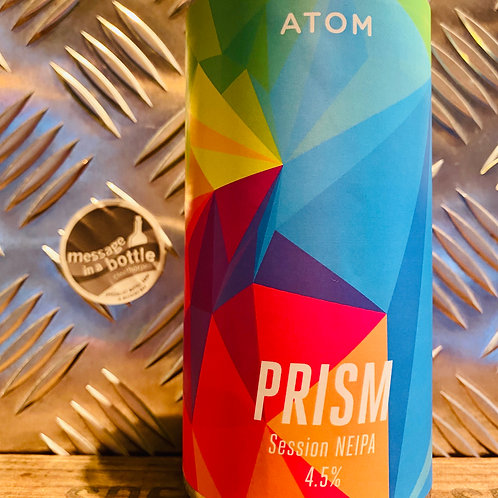 Atom Brewing Co 🇬🇧 PRISM : session neipa / new england ipa
