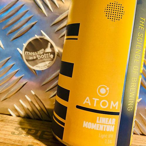 Atom Brewing Co 🇬🇧 LINEAR : light ipa