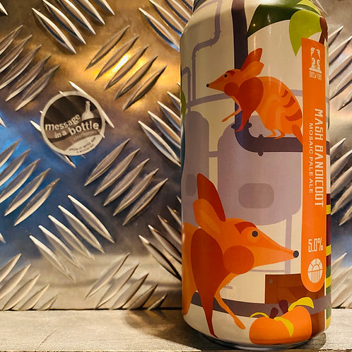 Brew York 🇬🇧 MASH BANDICOOT : Mosaic Pale Ale