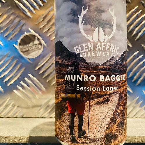 Glen Affric 🇬🇧 MUNRO BAGGER : Session Lager