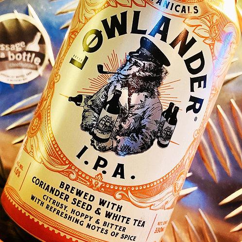 Lowlander Beer Co 🇳🇱 ipa / indonesian pale ale : coriander seeds & white tea