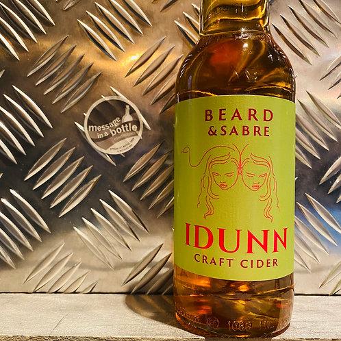 Beard & Sabre 🇬🇧 IDUNN / Iðunn : Craft Cider / Medium