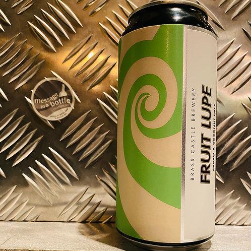 Brass Castle 🇬🇧 FRUIT LUPE 🥥 Sabro & Coconut Pale Ale