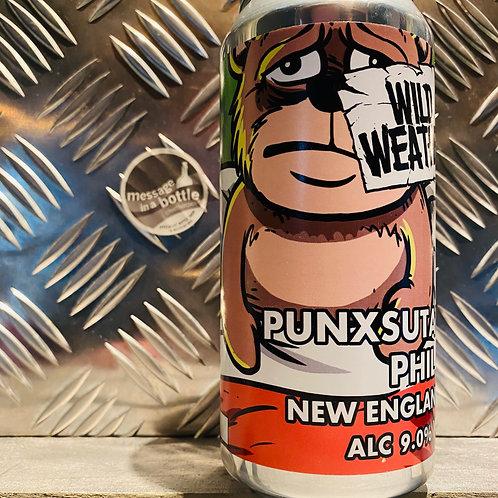 Wild Weather PUNXSUTAWNEY PHIL new england dipa / double india pale ale