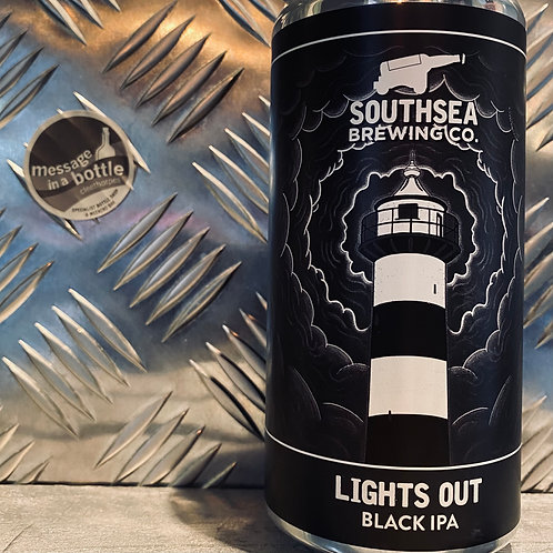 Southsea Brewing Co. 🇬🇧 LIGHTS OUT : Black IPA