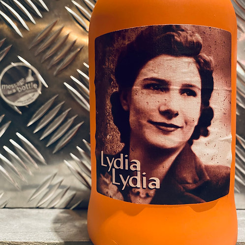 Dilly Dilly Gin, made in Lincolnshire 🇬🇧 LYDIA LYDIA Tangerine London Dry Gin