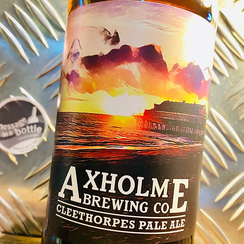 Axholme Brewing Co, Lincolnshire 🇬🇧 cleethorpes pale ale