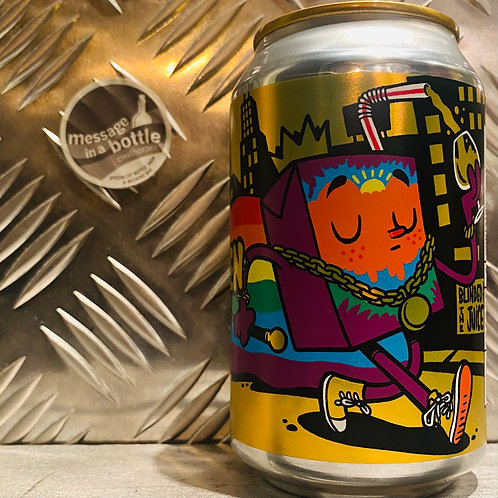 Alphabet / ABC 🇬🇧 JUICE SPRINGSTEEN DELUXE : Triple Fruited Tropical IPA