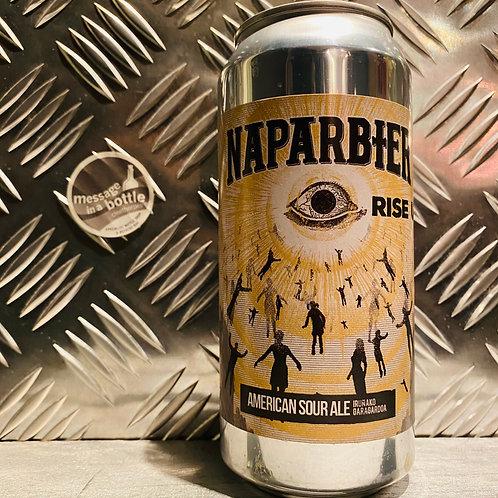 NAPARBIER 🇪🇸 RISE UP Mango & Passion Fruit Imperial Gose / Sour Ale