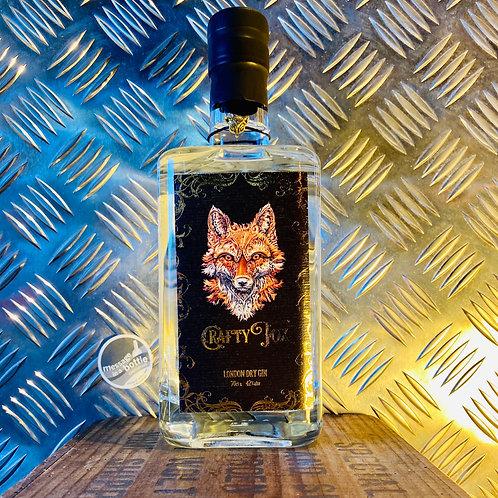 Crafty Fox - london dry gin