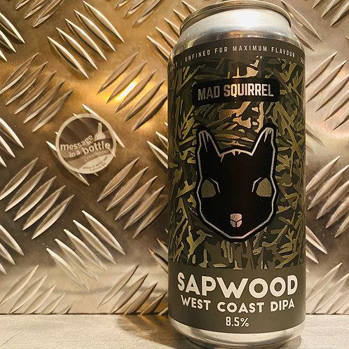 Mad Squirrel 🇬🇧 SAPWOOD : West Coast DIPA / Double IPA