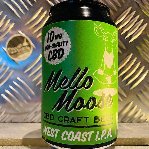 Glen Affric 🇬🇧 Mello Moose : CBD Infused West Coast IPA
