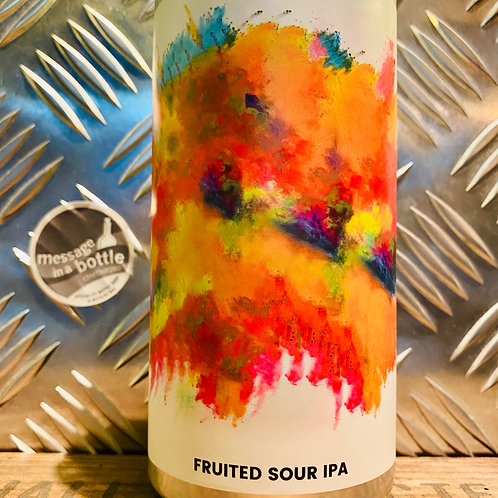 Alefarm Brewing 🇩🇰 everything is changing : fruited sour ipa with 🍍 & guava