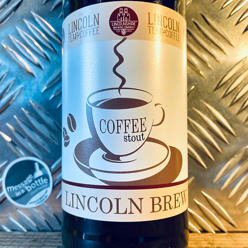 Lincolnshire Brewing Co - lincoln brew ☕️ coffee stout