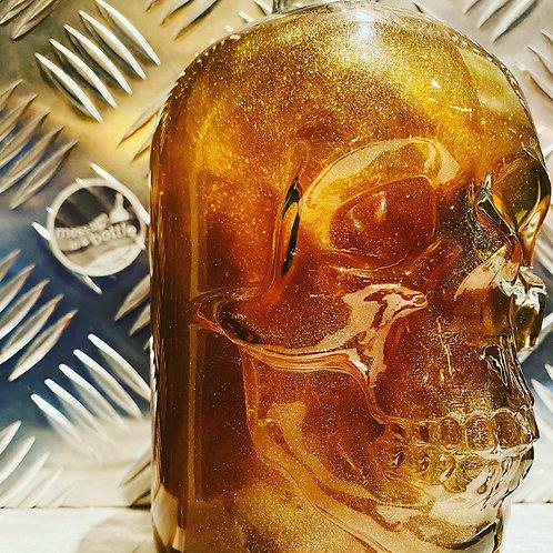 ✨💀✨ SPARKLE SKULL Butterscotch Cleethorpes Rum | 500ML Medium Bottle