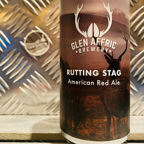 Glen Affric 🇬🇧 RUTTING STAG 🦌 american red ale