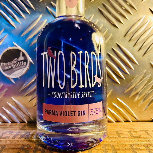 Two Birds Spirits 🇬🇧 parma violet gin : 200ml bottle