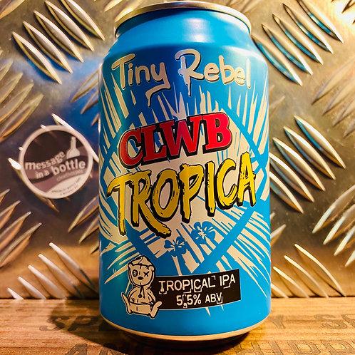 Tiny Rebel 🇬🇧 clwb tropica / tropicana : tropical ipa