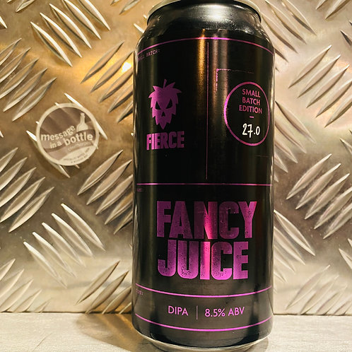 Fierce Beer 🇬🇧 FANCY JUICE : DIPA / Double IPA