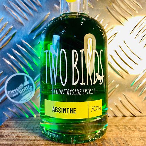 Two Birds - absinthe
