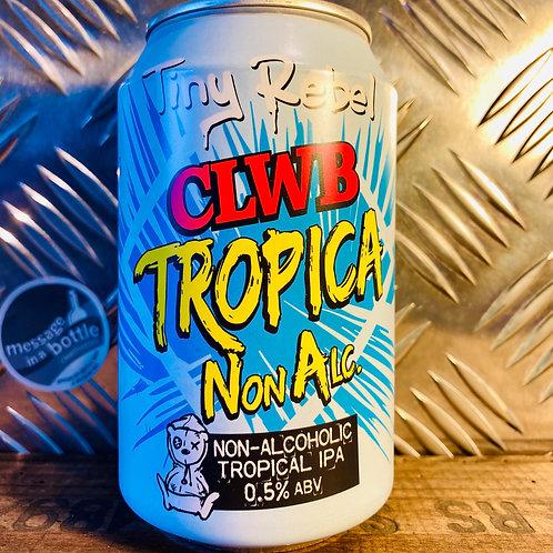 Tiny Rebel 🇬🇧 CLWB TROPICA NA (non alc) non-alcoholic* tropical ipa