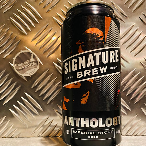 Signature Brew 🇬🇧 ANTHOLOGY : Imperial Stout